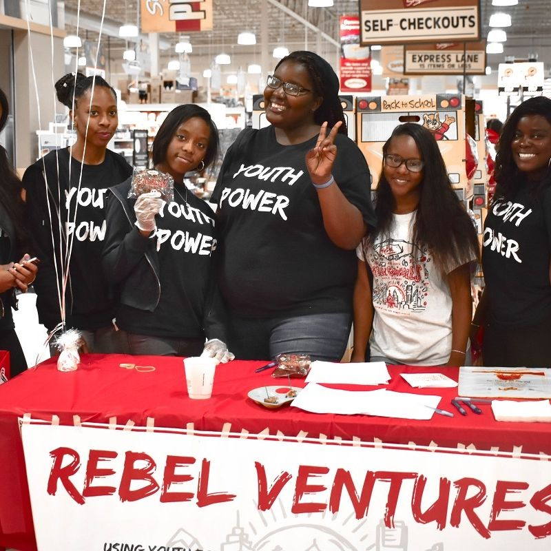 Rebel Ventures Tabling 2017