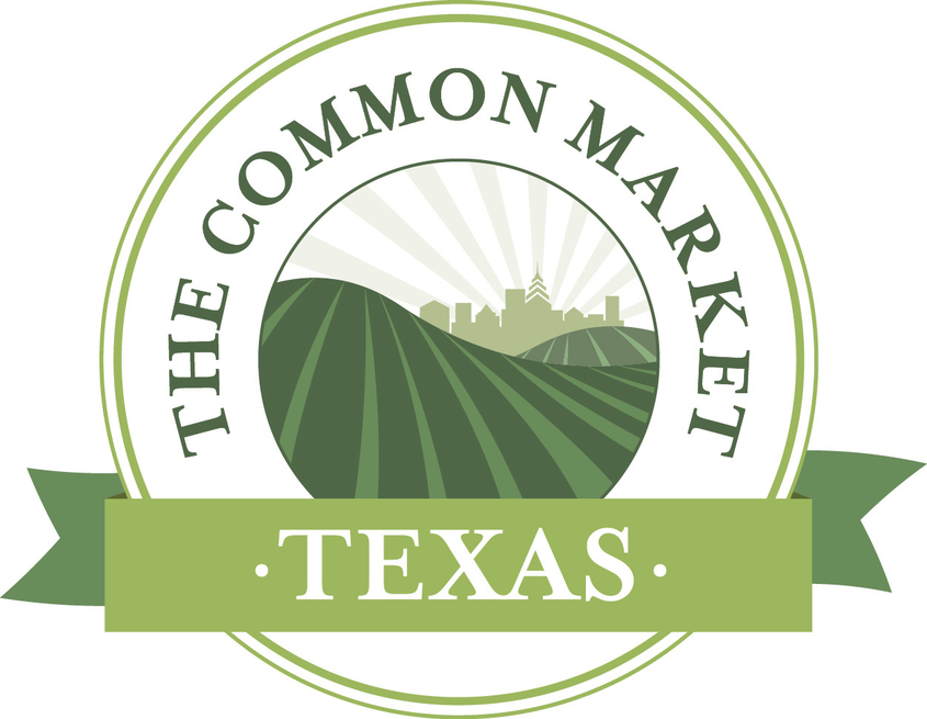 Common Market Logo Texas Rgb