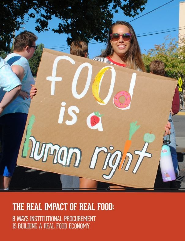 The Real Impactof Real Food