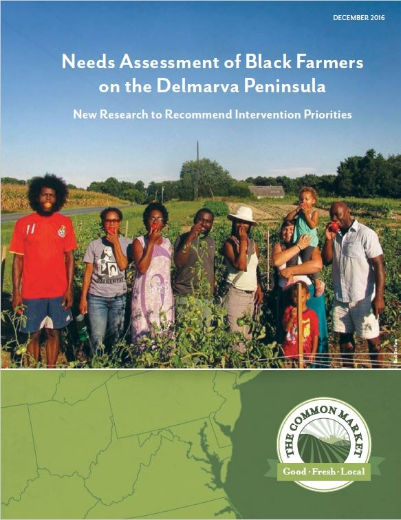 Needs Of Black Farmers Cover